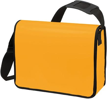 1101401#S LorryBag® S Original 1 - Diep oranje - 25 x 23 x 9,5
