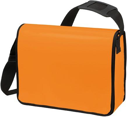1101401#S LorryBag® S Original 1 - Neon oranje - 25 x 23 x 9,5