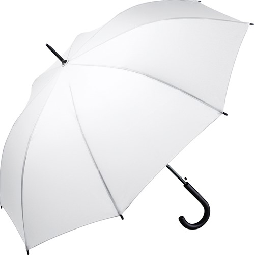 1104 AC regular umbrella - White