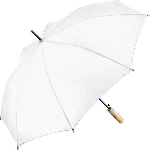 1122 AC regular umbrella ÖkoBrella - White
