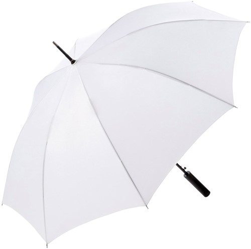 1152 AC regular umbrella - White
