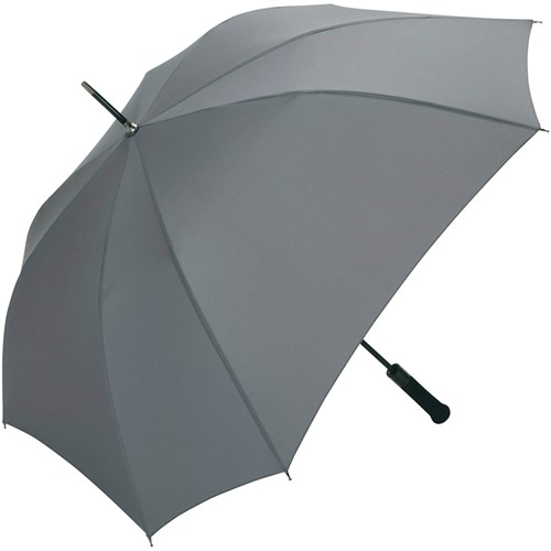1182 AC regular umbrella FARE®-Collection Square - Grey