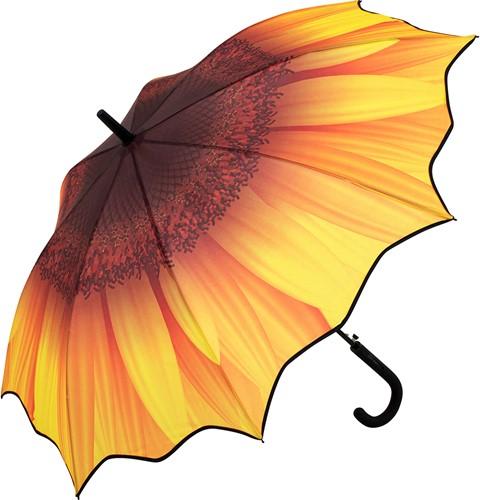 1198 AC regular umbrella FARE®-Motiv - Sunflower