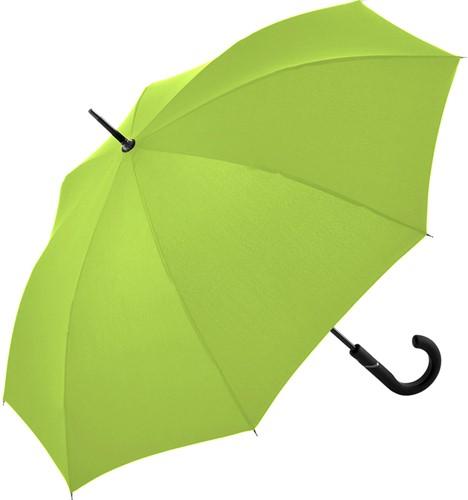 1755 Regular umbrella FARE®-Fibertec-AC - Lime