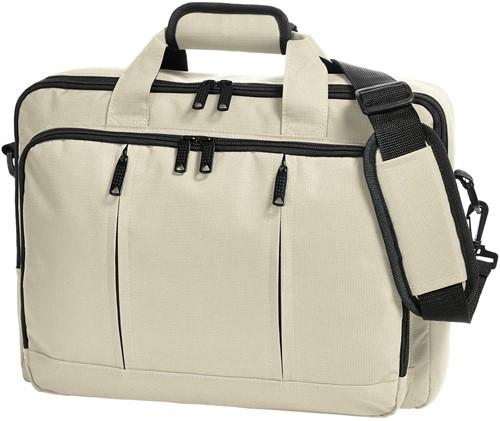 1802765 Laptop-rugzak ECONOMY - Beige - 27 x 39 x 10/14