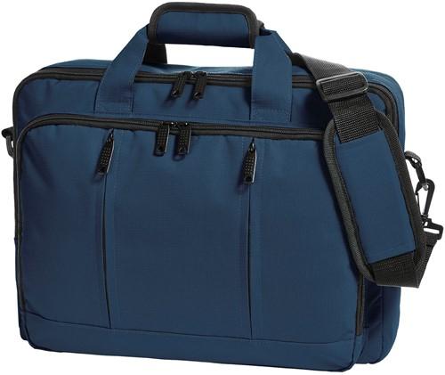 1802765 Laptop-rugzak ECONOMY - Marineblauw - 27 x 39 x 10/14