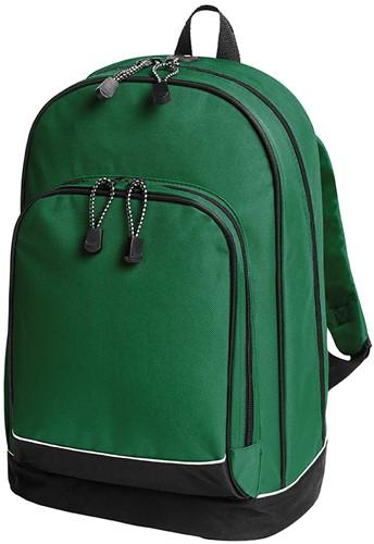 1803310 daypack CITY - Groen - 42 x 28,5 x 17