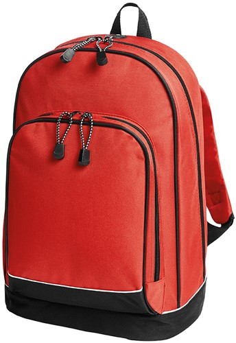 1803310 daypack CITY - Zwart - 42 x 28,5 x 17