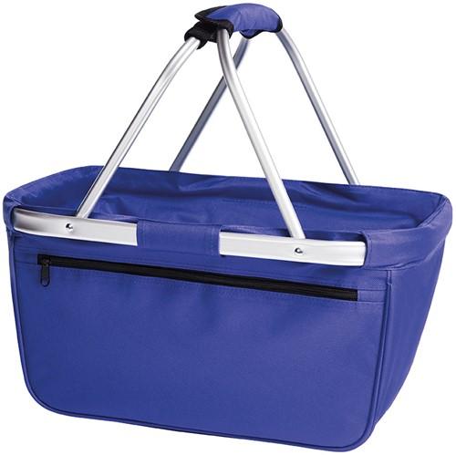 1803939 Shopper BASKET - Petrol (blauw) - 25/45 x 45 x 25