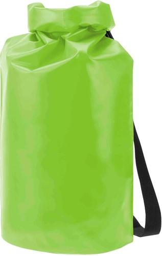 1809786 Drybag SPLASH - Appelgroen - 51 x 23 x 15