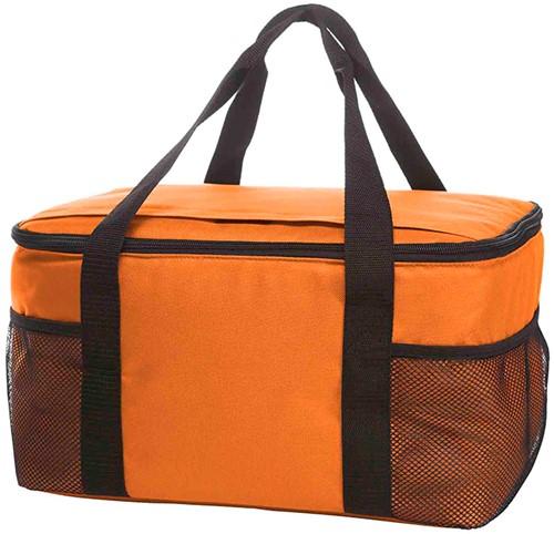 1812211 Koeltas FAMILY XL - Oranje - 20 x 37 x 27