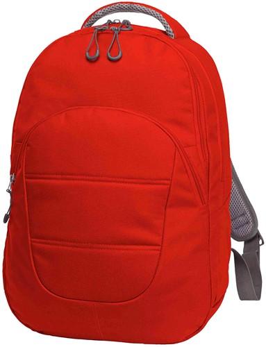 1812213 Laptoprugzak CAMPUS - Rood - 43 x 30 x 12/15
