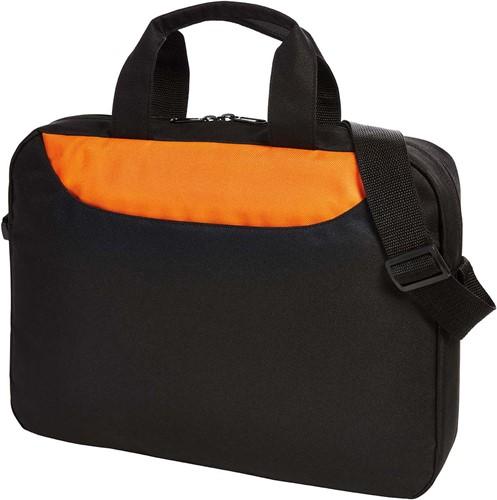 1813353 Laptoptas BENEFIT - Oranje - 29 x 39 x 7