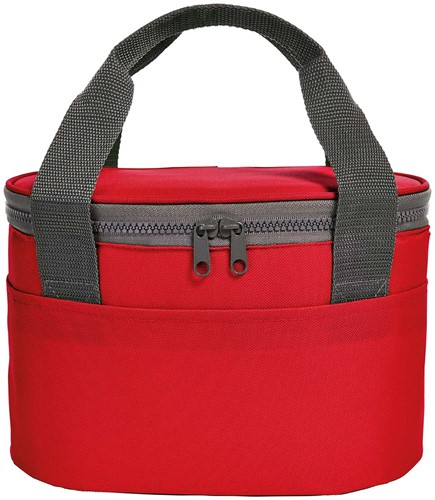 1814015 lunchtas SOLUTION - Rood - 16 x 25,5 x 15