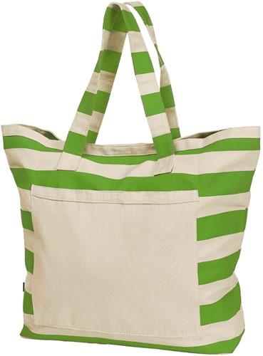 1814023 Shopper BEACH - Antraciet - 46 x 60/42 x 18