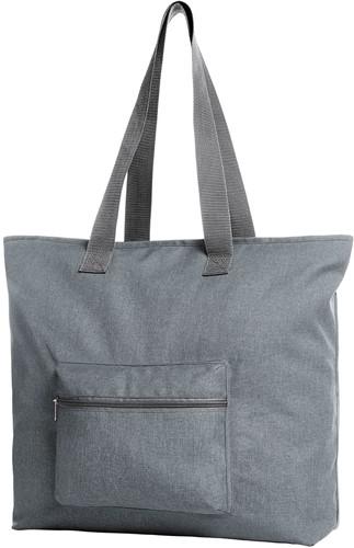 1815017 Shopper SKY - Marineblauw - 40 x 40/55 x 15