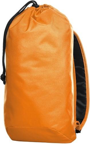 1815026 Rijgtas met koordsluiting FLOW - Oranje - 37/45 x 25 x 14