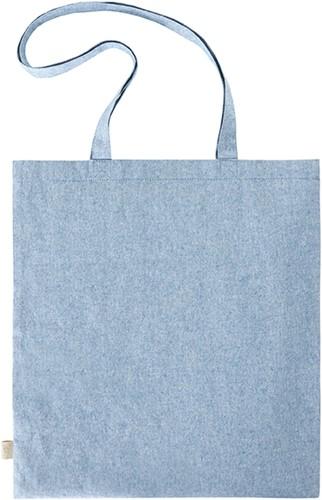 1816062 Shopper PLANET - Lichtgrijs - 42 x 38 x
