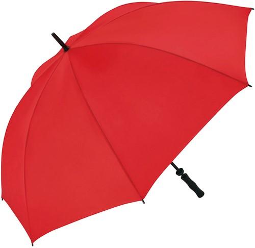 2235 Fibreglass golf umbrella - Red