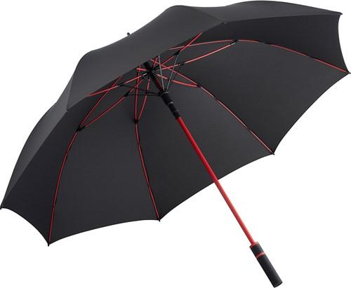 2384 AC golf umbrella FARE®-Style - Black-red