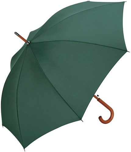 3310 AC woodshaft regular umbrella - Dark green