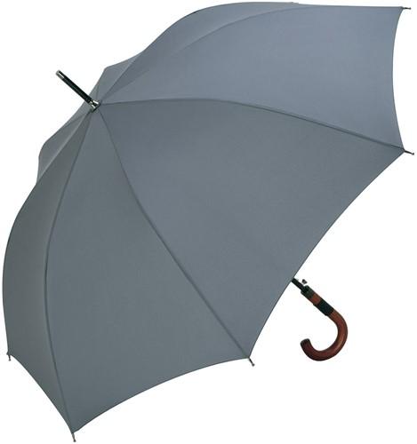 4132 AC midsize umbrella FARE®-Collection - Grey