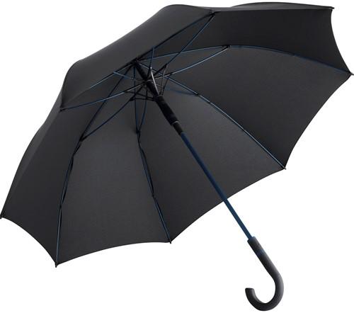 4784 AC midsize umbrella FARE®-Style - Black-navy