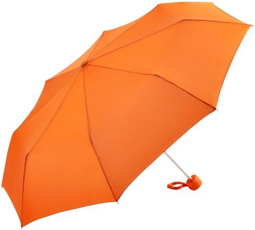 5008 Alu mini umbrella - Orange