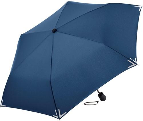5171 Mini umbrella Safebrella® LED light - Navy