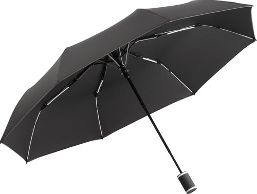 5584 Mini umbrella FARE®-AC-Mini Style - Black-white
