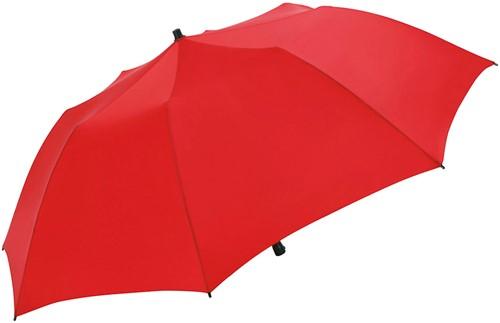 6139 Beach parasol Travelmate Camper - Red