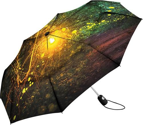 75460 AOC mini umbrella FARE®-Allover Xpress - glowing design - one size