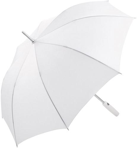 7560 Alu regular umbrella FARE®-AC - White