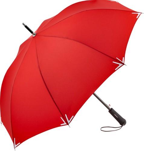 7571 AC regular umbrella Safebrella® LED - Red