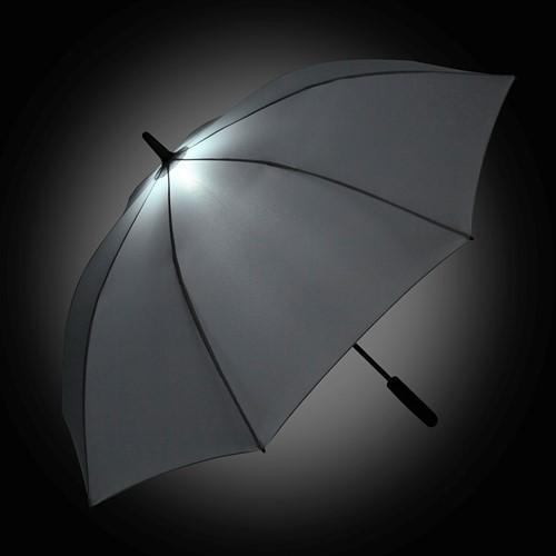 7749 AC midsize umbrella FARE®-Skylight - grey - one size