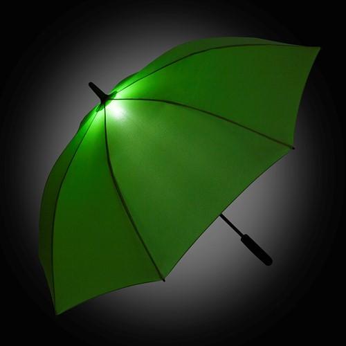 7749 AC midsize umbrella FARE®-Skylight - lime - one size