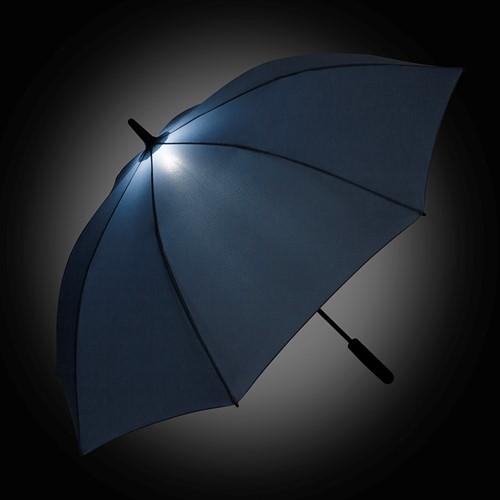 7749 AC midsize umbrella FARE®-Skylight - navy - one size