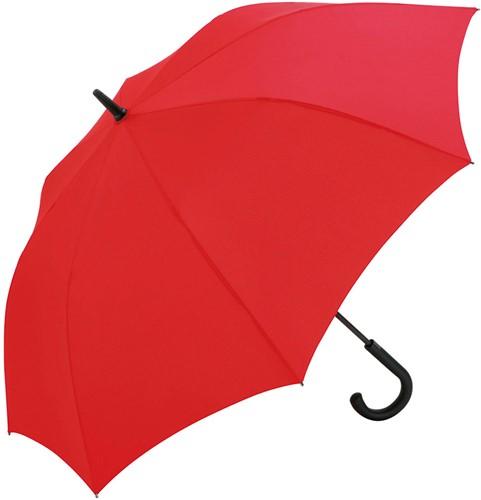 7810 Fibreglass golf umbrella Windfighter AC² - Red