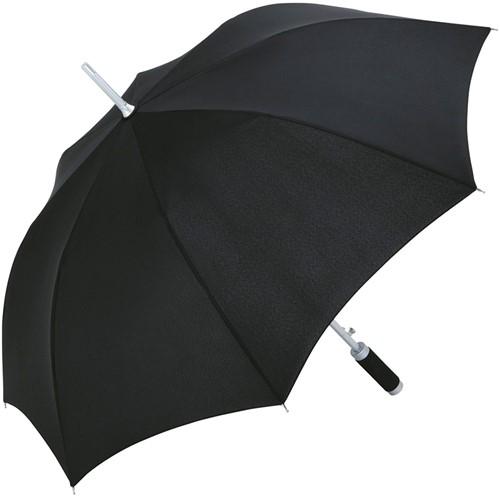 7860 AC alu regular umbrella Windmatic - Black