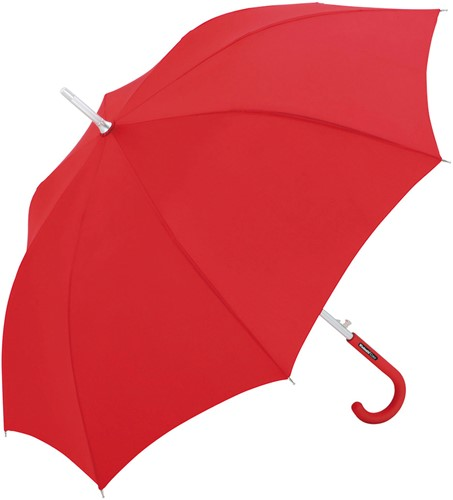 7870 AC alu regular umbrella Windmatic Color - Red