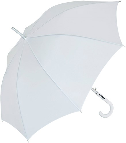 7870 AC alu regular umbrella Windmatic Color - White