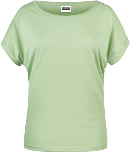 8005 Ladies' Casual-T - Zachtgroen - S