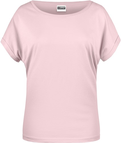 8005 Ladies' Casual-T - Zachtroze - L