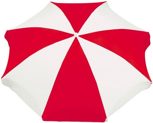 8107 Parasol 180/8 - White-red