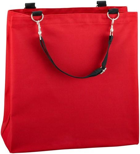 9115 Travelmate beach shopper - Red