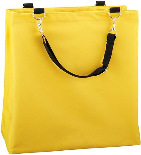 9115 Travelmate beach shopper - Yellow