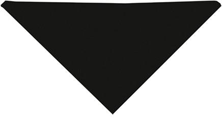 AD 1 Triangular Scarf 71 x 71 x 100 cm