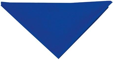 AD 1 Triangular Scarf 71 x 71 x 100 cm - Blue - Stck