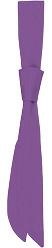 AK 3 Service Tie 94 x 5 cm - Purple - Stck