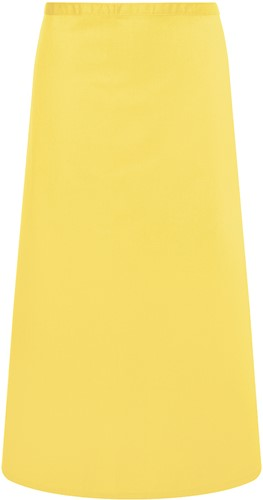BBSS 1 Bistro Apron Basic 100 x 75 cm - Sunny yellow - Stck